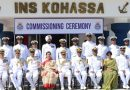 INS Kohassa Becomes India's Fourth Air Base in Andamans
