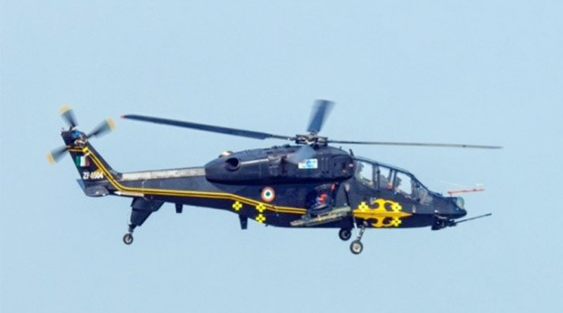 Light Combat Helicopter Completes Weapon Trials
