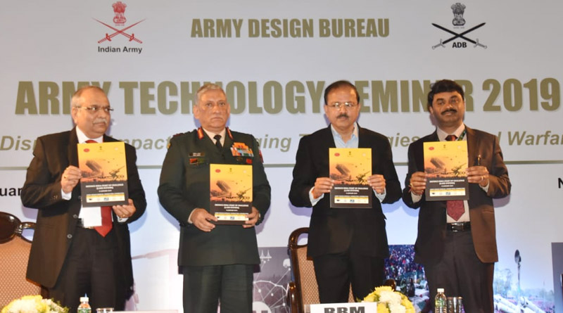 Army Conducts Tech Seminar