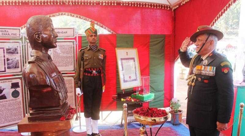 COAS visits Chainpur