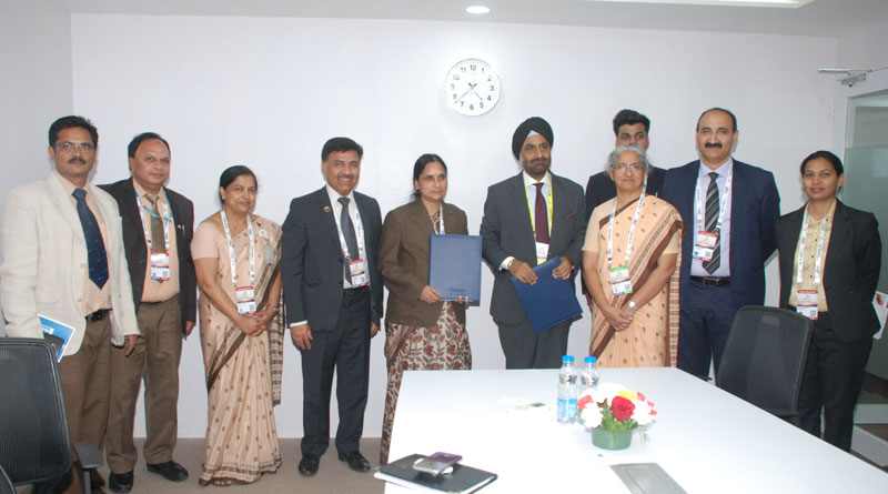 Bharat Forge signs MoU with BEL