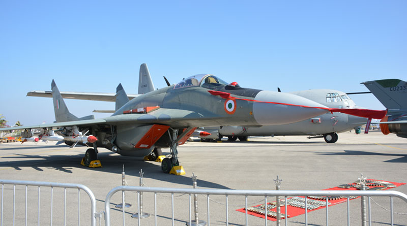 India May Buy More Mig-29s to Grapple With Dwindling Aircraft Numbers