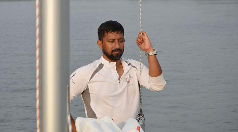 Naval Commander Abhilash Tomy