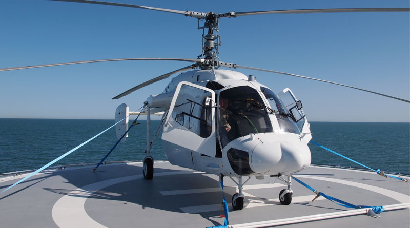 Expression of Interest Issued for 111 Naval Utility Helicopters