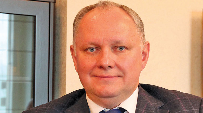 Rosoboronexport director general Alexander Mikheev
