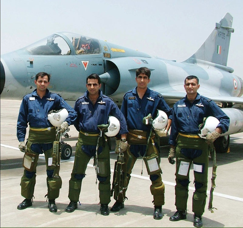 The Indian Air Force must become a truly offensive and a strategic force