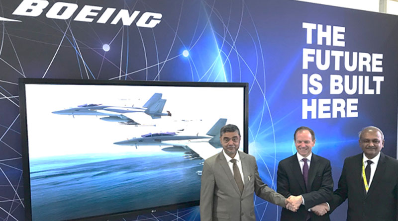 Boeing F/A-18 Super Hornet to be Made in India