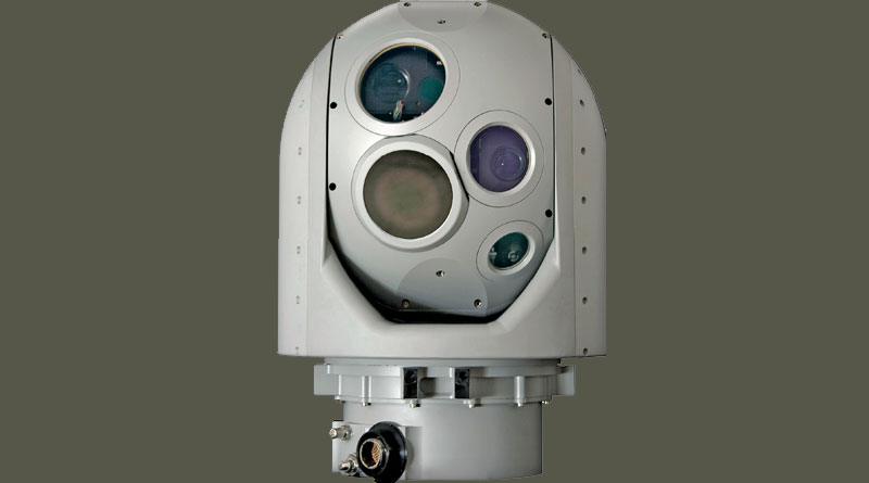 CONTROP to Supply iSea EO/IR Maritime Surveillance Systems to an Asian Coast Guard