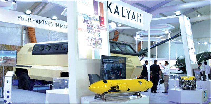 Kalyani Group and Belcan announce partnership to deliver aerospace and defence products and services