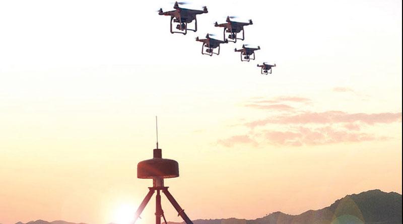 HENSOLDT Showcased Counter-UAV System