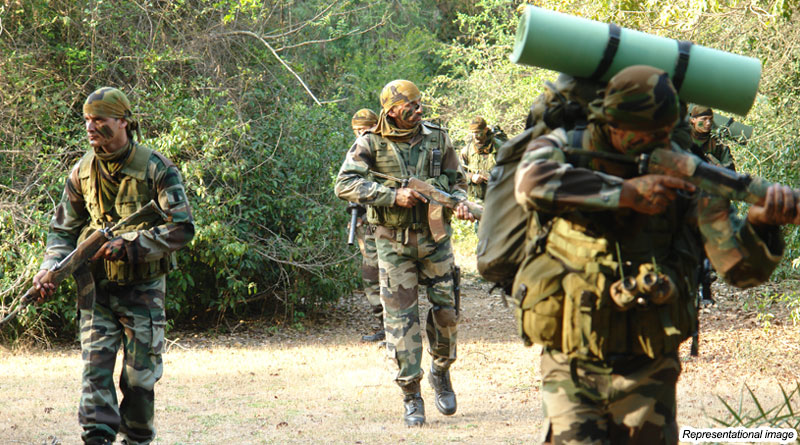 India-Oman Joint Military Exercise from March 12