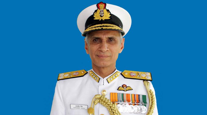VAdm. Karambir Singh to be Next Navy Chief