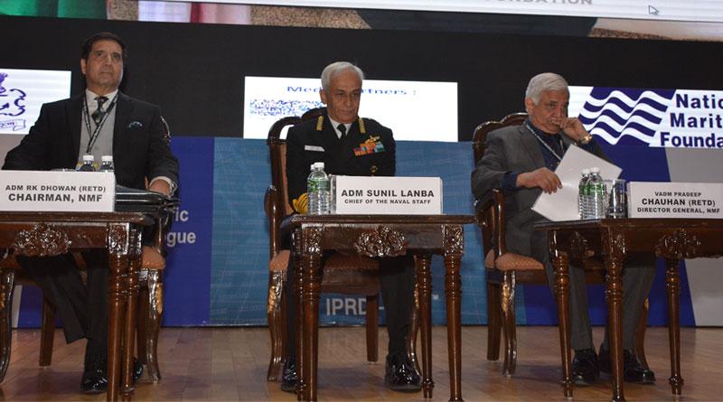 CNS Admiral Sunil Lanba