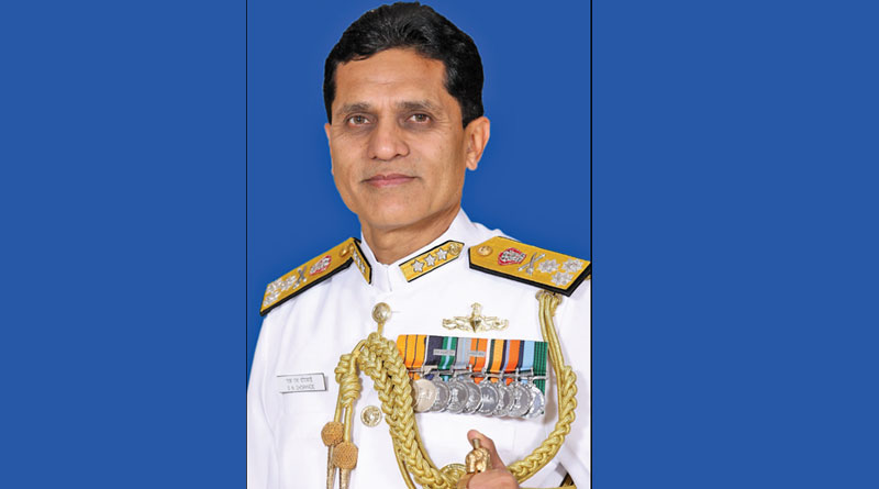 Vice Admiral SN Ghormade