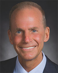 Boeing Chairman Assuages Public Fear with a Moving Statement