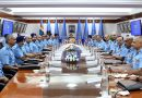 Defence Minister Inaugurates Air Force Commanders Conference