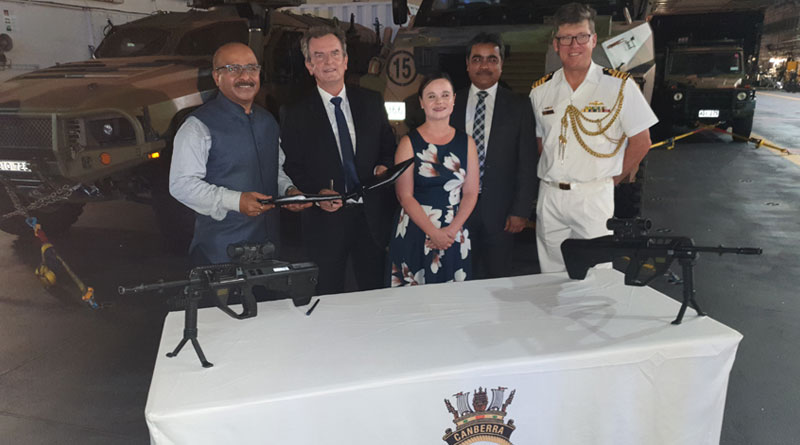 Kalyani Group and Thales Sign Agreement for Developing Next-Gen Defence System Capability