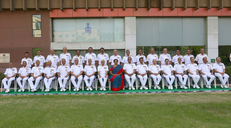 Naval Commanders' Conference to Discuss Maritime Security Challenges