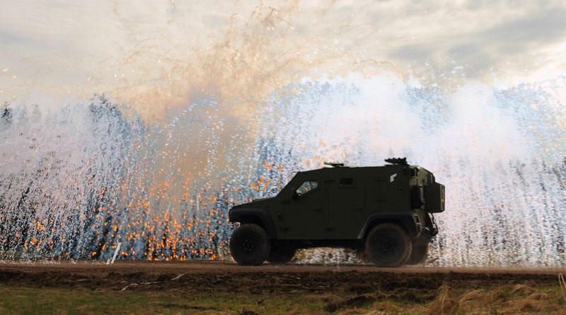 More NATO Member States Acquire Rheinmetall's ROSY system