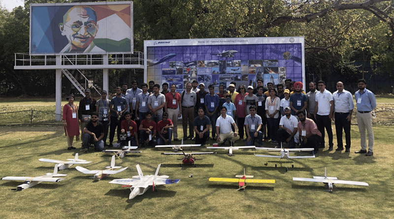 MIT Students Win Boeing-IIT National Aeromodelling Competition