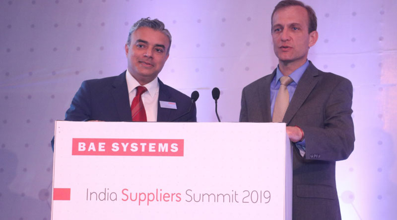 BAE Systems Strengthens Supply Chain Network in India with Second Annual Supplier Summit