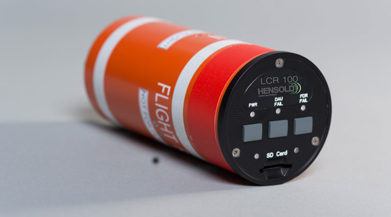 HENSOLDT Launches Revolutionary New Lightweight Flight Data Recorder