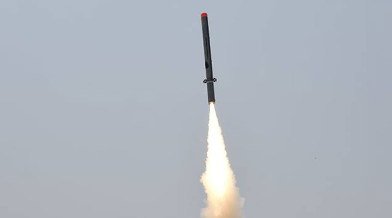 Nirbhay Successfully Test Fired Off Odisha Coast