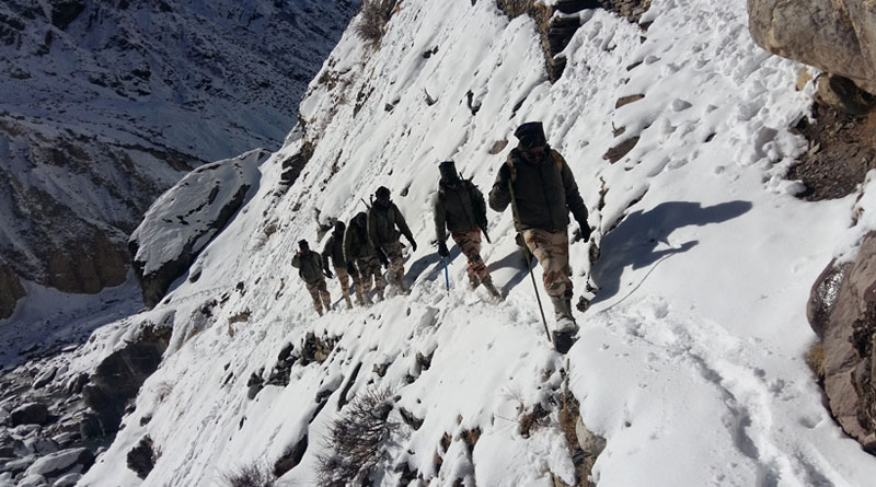 ITBP, Army Will Work in Good Coordination, IG Says