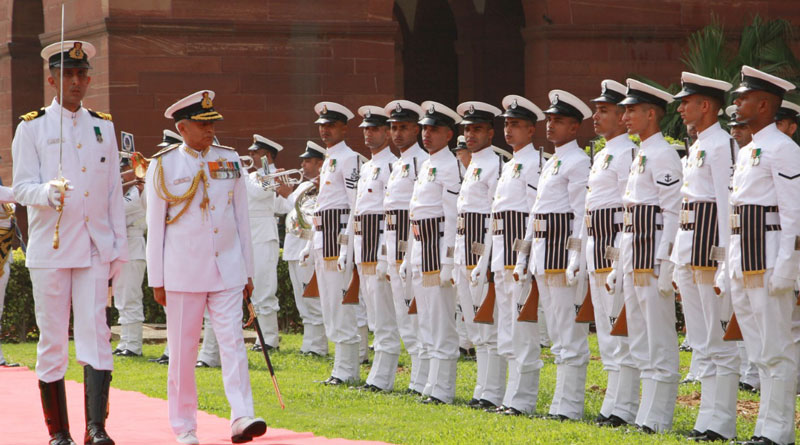 CNS Admiral Sunil Lanba to Retire on May 31