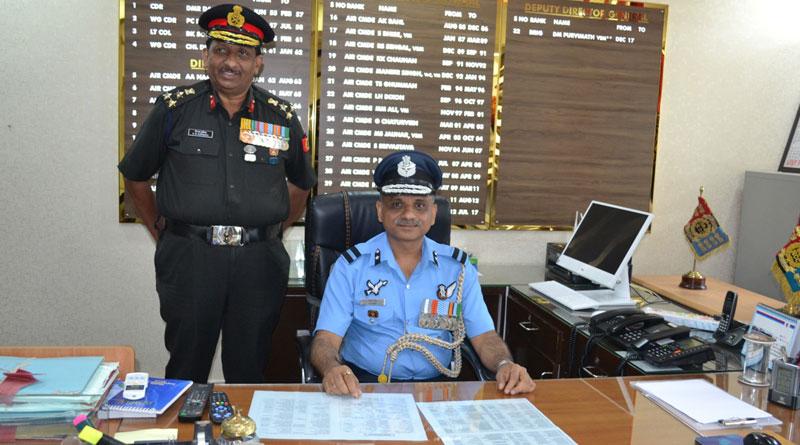 Air Commodore LK Jain Takes Over as DDG NCC, K'taka & Goa Directorate