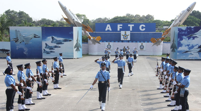 Air Force Technical College Holds Valedictory Function