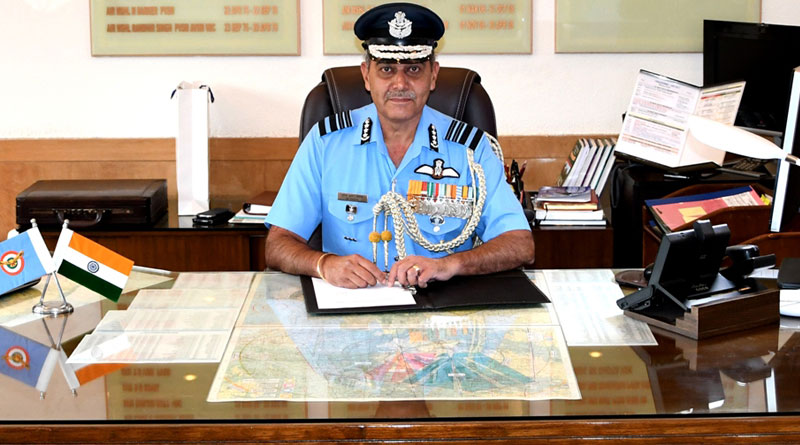 Air Marshal S.K. Ghotia has taken over as Air Officer Commanding-in-Chief, Training Command, Bengaluru