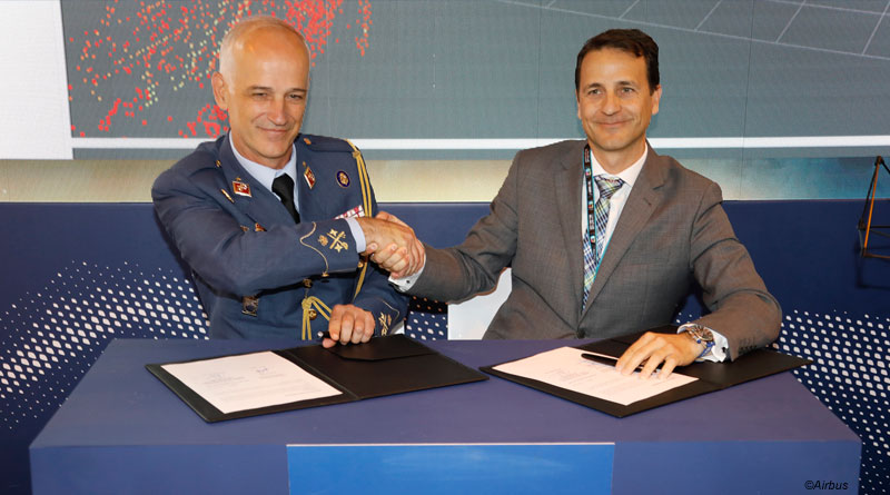 Spanish Air Force to Integrate New Airbus Drone Technology