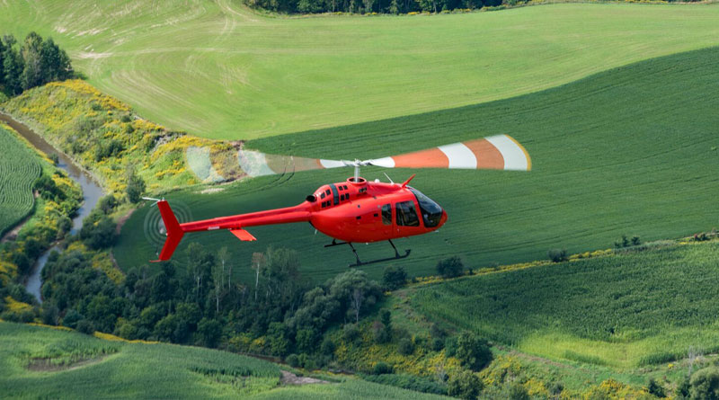 Bell 505 Jet Ranger X Spreads its Wings with New Orders