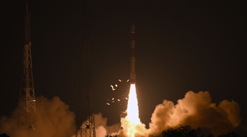 ISRO Places Earth Observation Satellite Risat-2B in Orbit