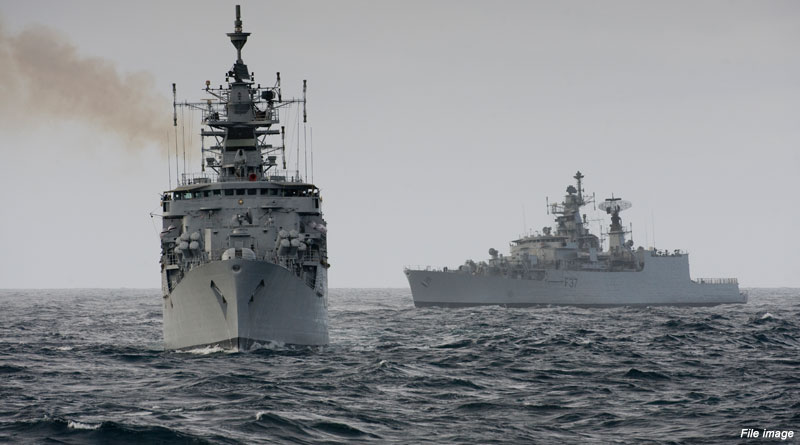 Indo-French Joint Naval Exercise Varuna Begins