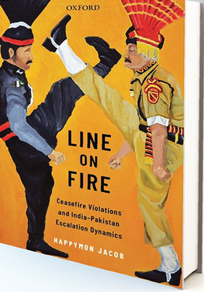 Line of Fire: Ceasefire Violations and India–Pakistan Escalation Dynamics