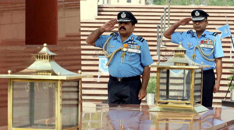 Air Marshal Rakesh Singh Bhadauria Takes Over as IAF Vice Chief
