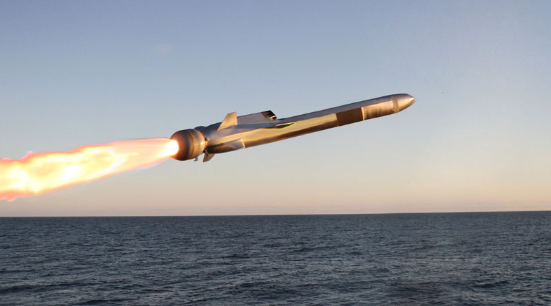 Raytheon Providing US Marines with Strike Missile