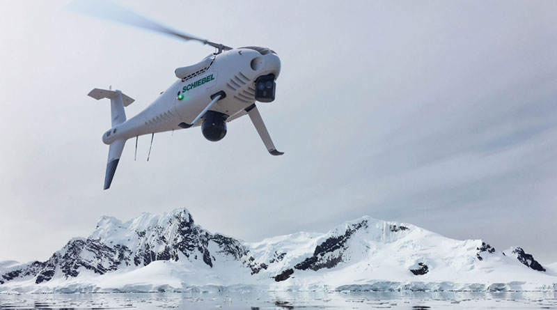 Schiebel Wins Norway's Tender for Unmanned Air System Deployment in the Arctic