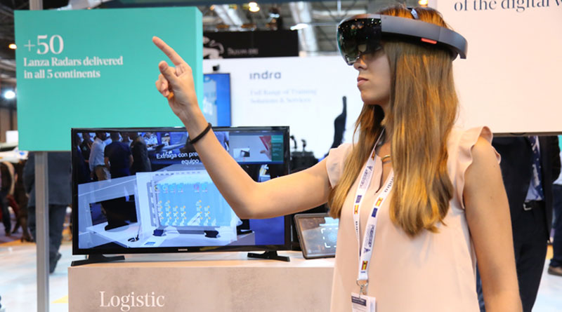 Indra Develops Virtual Assistant Based on Augmented Reality Glasses