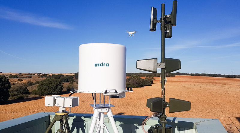 Indra's Anti-Drone System an Effective Deterrent