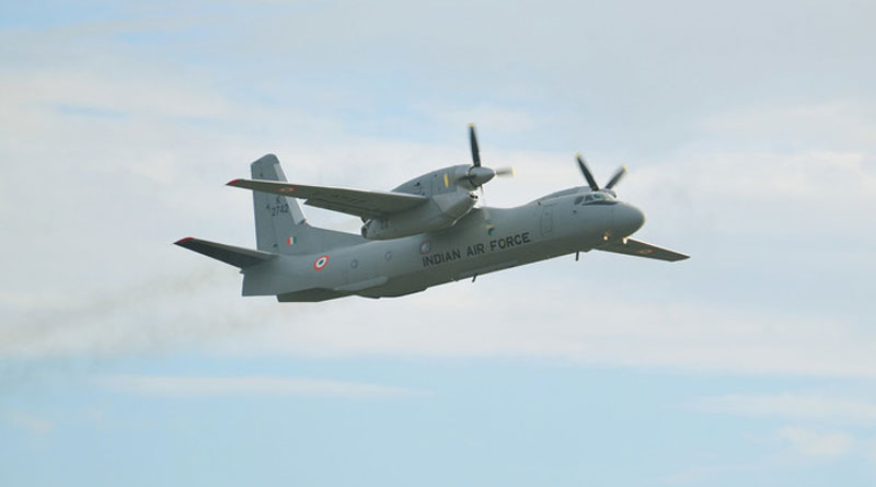 New Batch of Spare Parts Arrive from Ukraine for AN-32 Upgrade