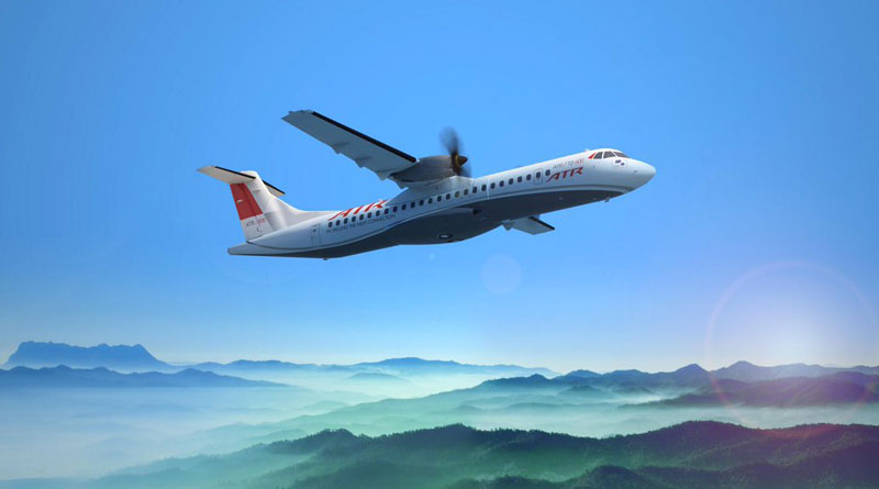 ATR announces 75 New Orders at Le Bourget