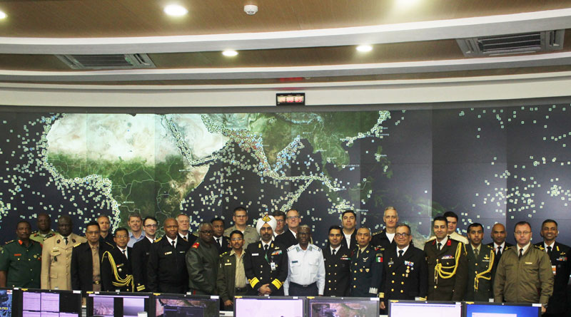 Indian Navy to Host Workshop on Maritime Information Sharing