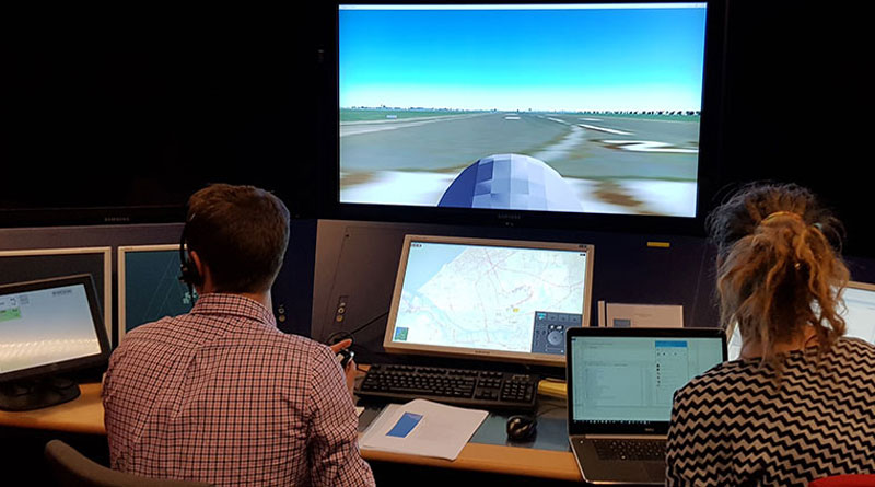 Successful Integration Test of SkyGuardian into European Airport and ATM System