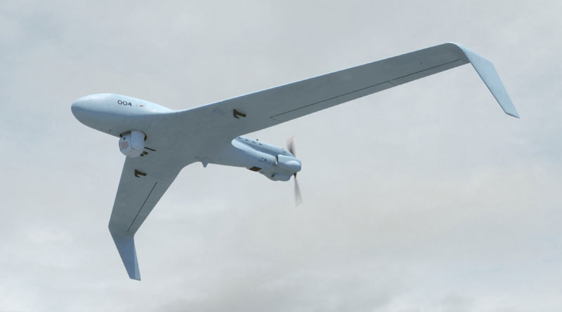 Elbit Systems Hermes 45 will Debut at Paris Airshow