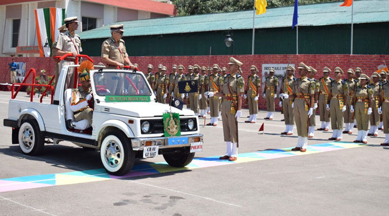 ITBP Gets a New Batch of Officers