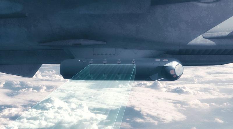 Rafael unveils a unique SAR feature for its Litening and Reccelite pods