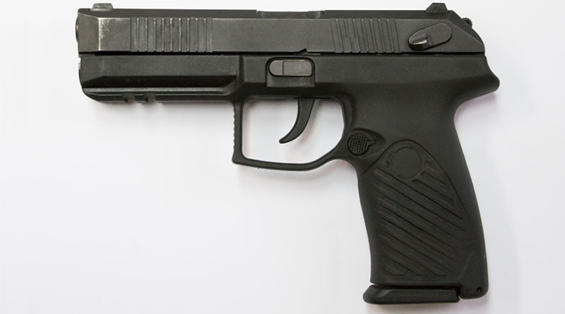 Rostec Presents Line of Semi-Automatic Udav Pistols at ARMY-2019